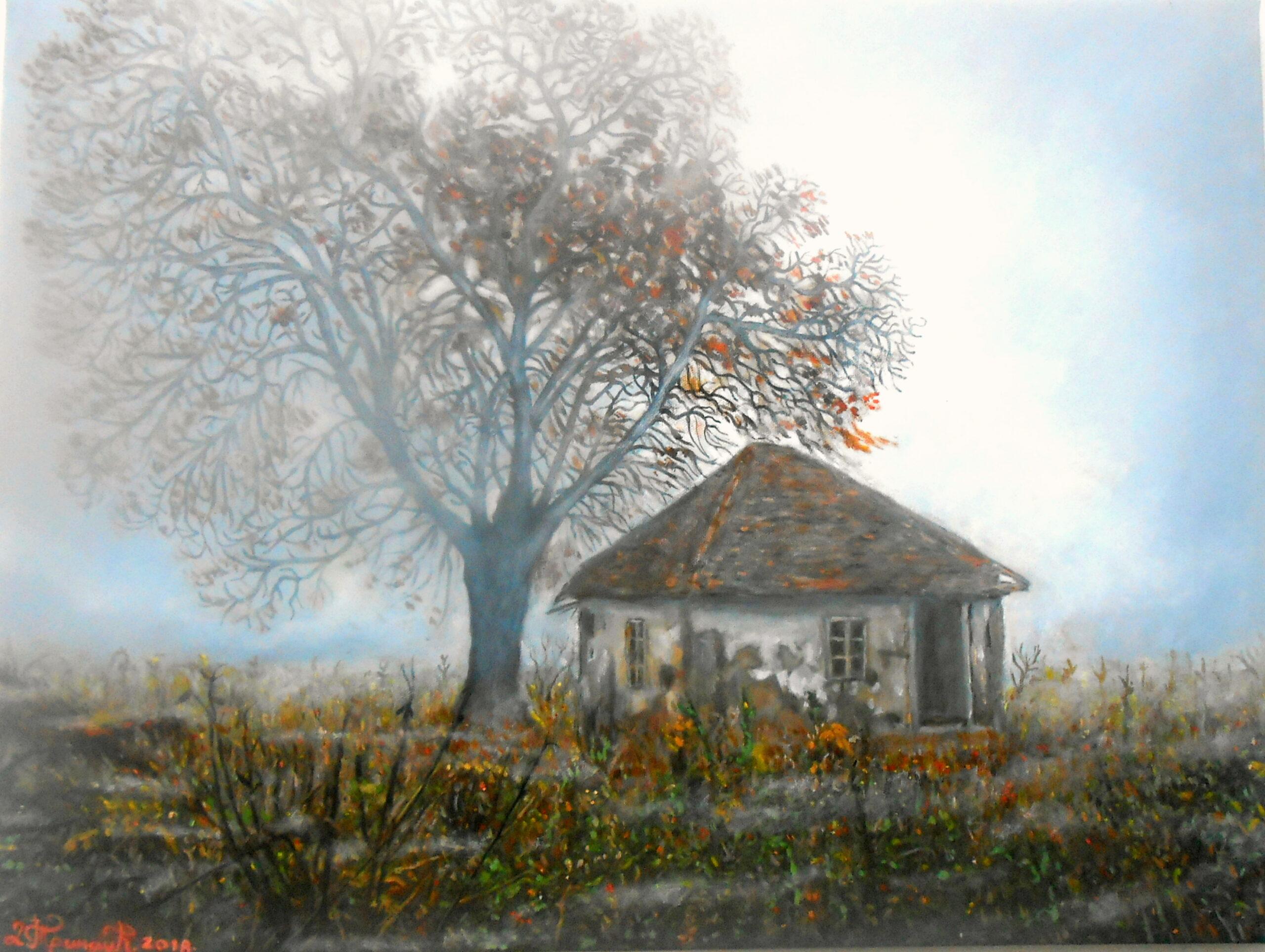 Кућица у Срему