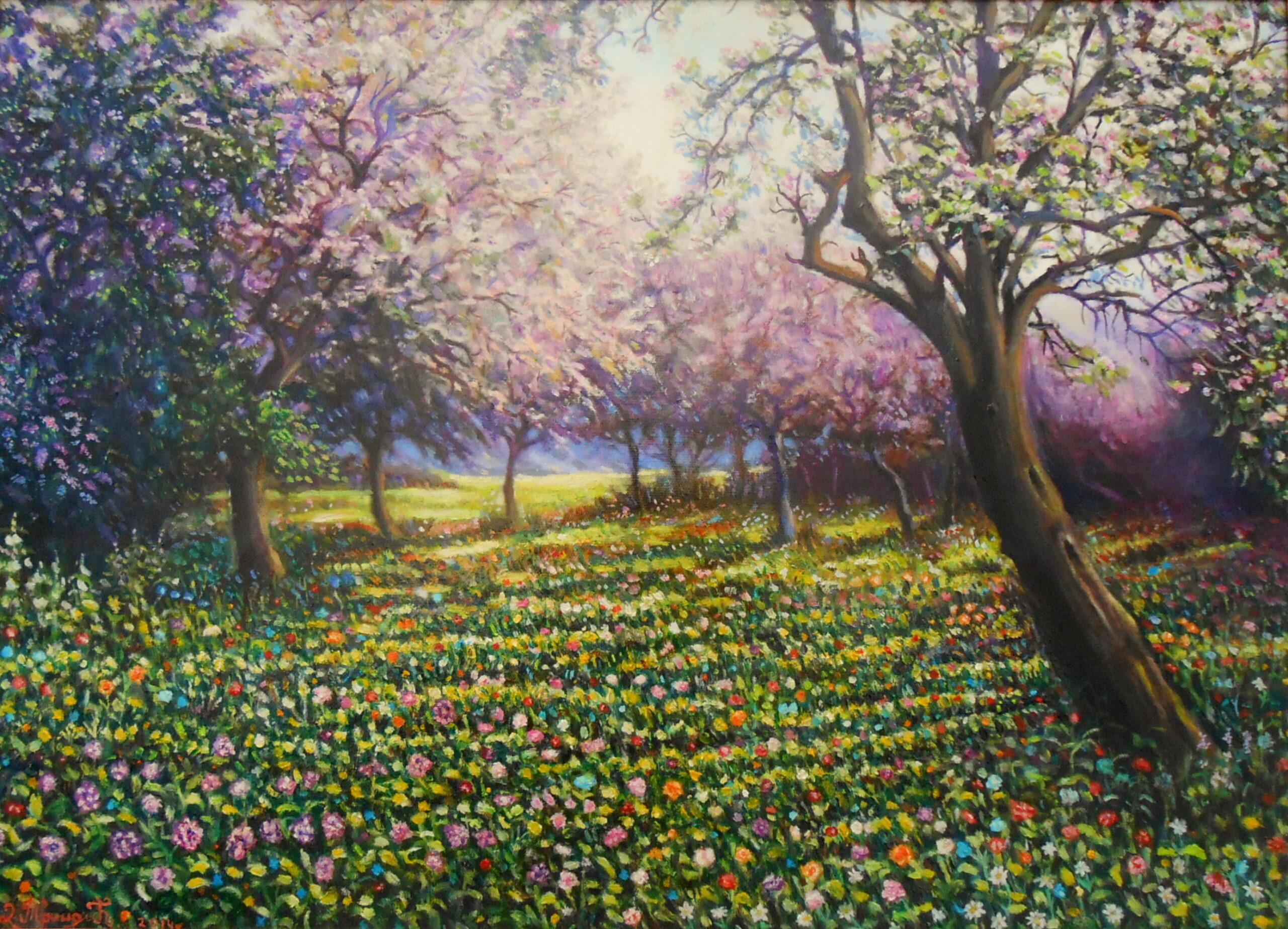 Расцветано пролеће